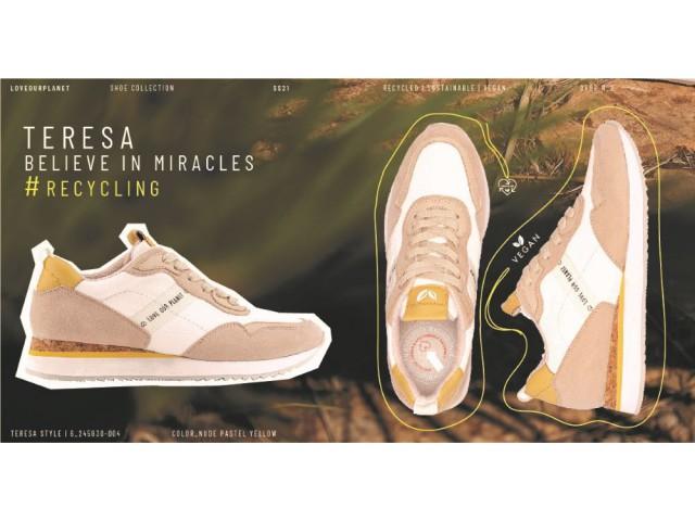 TERESA | Believe in miracles